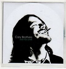 (EV762) Cary Brothers, Who You Are - 2008 DJ CD