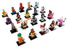 LEGO Batman Movie Series COMPLETE SET OF 20 MINIFIGURES 71017 Lobster Vacation