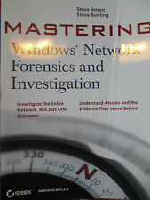 Mastering Windows Network Forensics and Investigation by Steve Bunting
