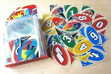 New Waterproof UNO H2O Card Game Playing Card Family Fun---Friendship Forever