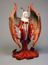 Amy Brown The Seeress Fairy Statue Figurine Faery NEW Wicca Witch