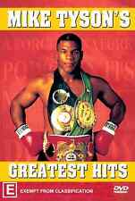 Mike Tyson's Greatest Hits - The Baddest Man on the Planet - Free Postage