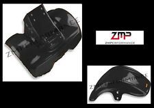 NEW HONDA ATC70 78 - 85 PLASTIC BLACK FRONT AND REAR FENDER SET PLASTICS