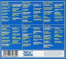 ULTIMATE SUMMER DANCE MIX ALBU - AMBER, SOLAR BUDO, ROZALLA, JAYDEE - 6 CD NEU