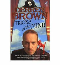Tricks of the Mind by Derren Brown Book | NEW Free Post AU