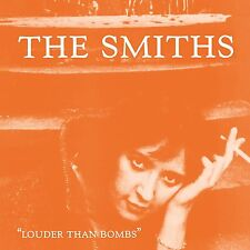 The Smiths LOUDER THAN BOMBS 180g GATEFOLD Rhino Records NEW SEALED VINYL 2 LP