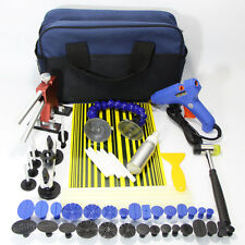 PDR Paintless Dent Puller Lifter Kit-Repair Removal Hail Line Board Hammer Tools