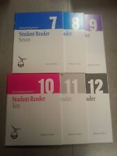 Wilson Reading System  WRS Student Reader Levels 7-12