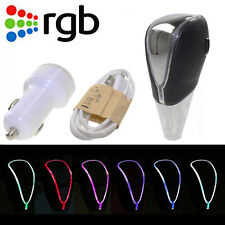 RGB Touch Activated LED Full Backlight  Shift knob For Lexus Toyota Scion Knob