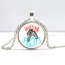 Twenty One Pilots Music Band Necklace fashion Pendant fans Necklace  DD  491