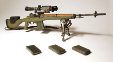 RARE bbi M14 M21 Sniper Rifle Prowler Hot ACE Toy Soldier Story SPR MK12 18 sr25
