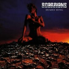 Scorpions Deadly sting (1995) [CD]