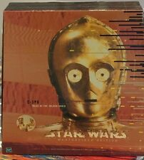 "Star Wars Masterpiece Edition C-3PO Takes Of The Golden Droid 12"" Figure"