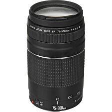 Canon EF 75-300mm f/4-5.6 III Objektiv f/4.0-5.6 - Neu