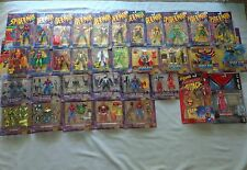 pick 1 = MARVEL SPIDER-MAN ACTION FIGURE SPECTACULAR AMAZING ANIMATED SERIES
