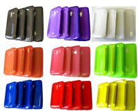TPU Rubber Gel Soft Silicone Case Protector Cover For Sony Xperia Mobile Phones