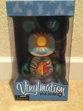 "DISNEY VINYLMATION 9"" PARK #9 SERIES EPCOT THE LAND BALLOONS LIMITED EDITION 750"