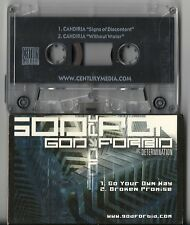Candiria - 300 Percent Density / God Forbid - Determination (Cassette PROMO)