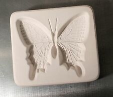 Swallowtail Butterfly Ceramic  Mold for Fusing Glass Frit LF107 Retails for $27