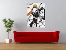 LEBRON JAMES BASKETBALL SPORT STAR  GIANT ART PRINT PANEL POSTER NOR0219
