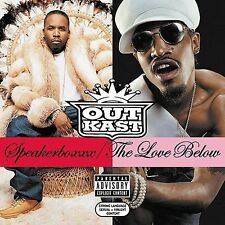 Speakerboxxx/The Love Below by OutKast (CD, Sep-2003, 2 Discs, LaFace)