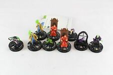 Heroclix DC 10th Anniversary Braniac Martian Manhunter Lex Luther