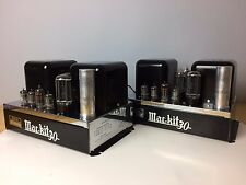 RARE PAIR MCINTOSH MacKit30 MONO BLOCK AMPLIFIERS IN GREAT WORKING CONDITION