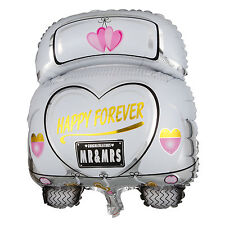 Car Shape Foil Balloon Birthday Wedding Anniversary Party Decoration LOVE