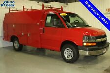 Chevrolet: Express Work Van