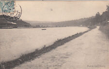 VILLEY-LE-SEC 352 route de maron photo cuny timbrée 1907