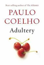 Adultery by Paulo Coelho (2014, Hardcover) BRAND NEW WITH DUST COVER - CHEAP!!!!