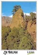 Spain La Palma Islas Canarias Caldera de Taburiente Roque del Huso