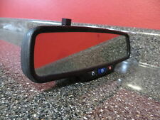 2012 CAMARO SS RS OEM REAR VIEW MIRROR ON STAR AUTO DIMMING LCD CAMERA 12