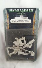 Warhammer 40k 8040A Catachan Guard w/Missile Launcher
