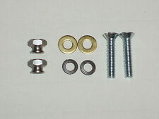 Ford 1932-37 ignition terminal plate switch nuts / hardware package V-8