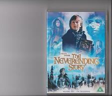 TALES FROM THE NEVERENDING STORY VOLUME 1 THE BEGINNING DVD KIDS