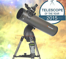 CELESTRON NexStar 130 SLT 130mm Newtonian Telescope FULLY COMPUTERIZED.