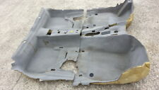 BMW E90 4 door grey carpet 323 325 328 330 335 Front + rear half