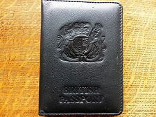 British Passport Old Style Wallet, by Valiant Design, perfect
