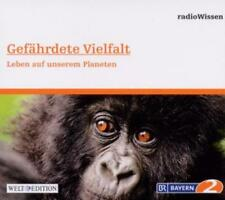 Radiowissen-Wissenschaft - Gefährdete Vielfalt