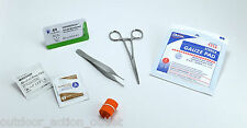 Surgical Suture Kit-For Survival, Emergency, Tactical, Hiking, Camping, Bug Out