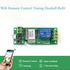 5v 12v sonoff WiFi Wireless Smart Switch RELAY MODULE F Smart Home Apple Android