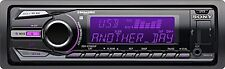 SONY CDX-GT660UP CD In Dash Receiver MP3/IPOD/USB/IPHONE/AUX