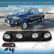 Universal SUV Car Truck Roof Fog Driving Lights 4X4 Off-Road