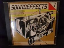 Sound Effects 7 -  Geluiden = Bruitages = Geräusche