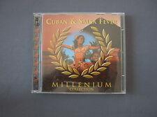 CD CUBAN & SALSA FEVER - MILLENIUM COLLECTION - 2 CDs