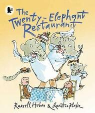 The Twenty-Elephant Restaurant by Russell Hoban (Paperback, 2013)