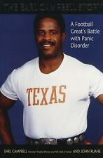 The Earl Campbell Story: A Football Great's Battle with Panic Disorder-ExLibrary
