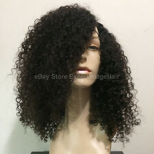 EXPERTIMAGEHAIR PROFESSIONAL UPART WIG Deep Left Side Part 18in XS and Small Cap