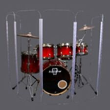 Drum Shield/Drum Screen/Drum Shield Panels with Living/plastic Hinges